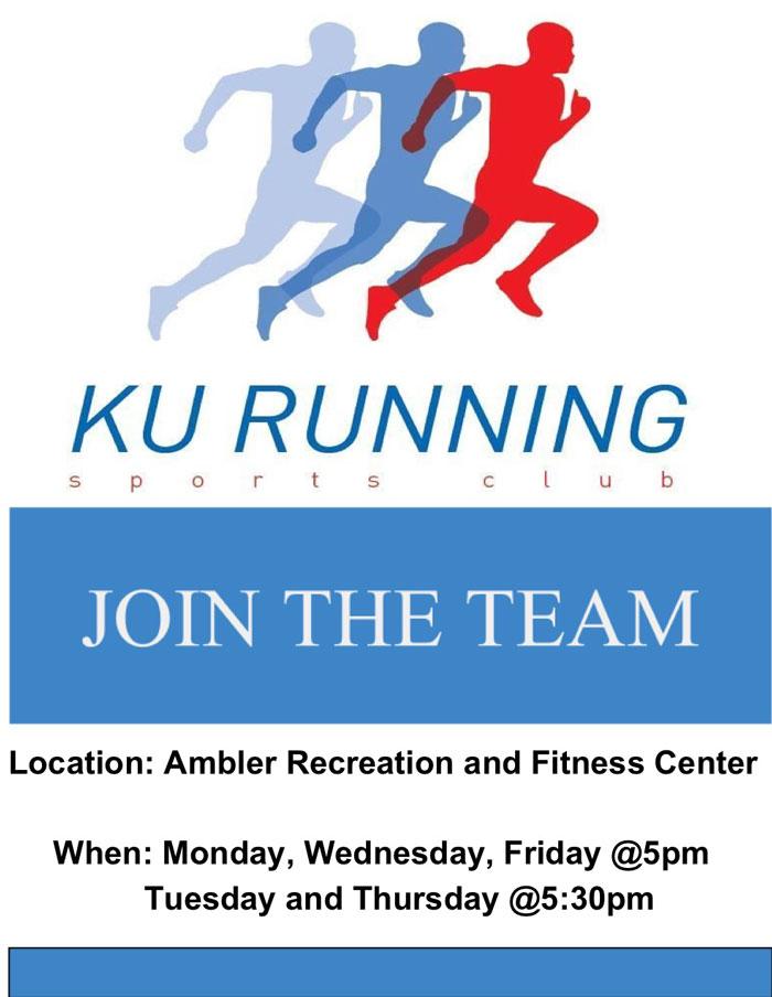 Join KU Running