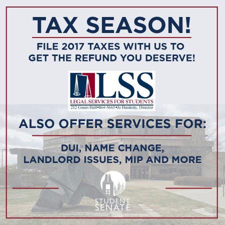File Your Taxes at KU