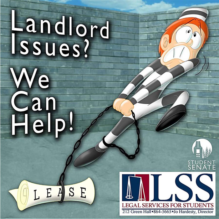 Landlord Issues?