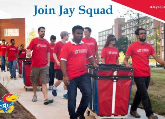 Move in early, join Jay Squad and have opportunity to receive $500