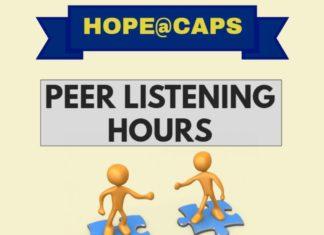 Peer Listening Hours