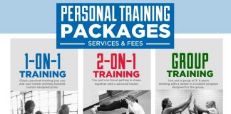 Personal Training Packages