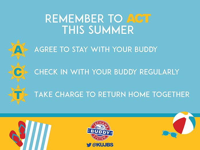 Remember to ACT this summer