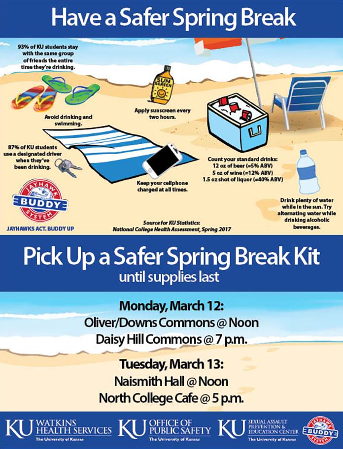 Safer Spring Break