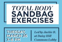 TotalBodySandbag Exercise