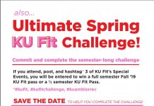 The Ultimate Spring KU Fit Challenge