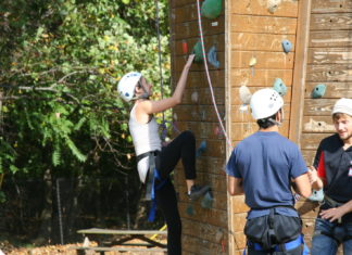 What I Discovered About Myself Through Rock Climbing