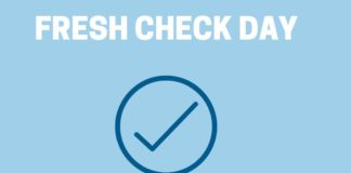 FRESH CHECK DAY A DAY OF EMOTIONAL WELLNESS SUPPORT AND A CHANCE TO WIN SOME PRIZES THURSDAY OCTOBER 5 Sponsored by and in cooperation with the Jordan Porco Foundation for Suicide Awareness and Prevention CAMPUS CENTER FIRST FLOOR TERRACE 11AM-2PM