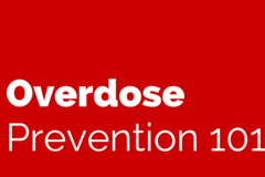 Overdose Prevention Training