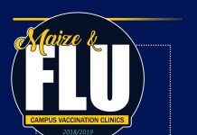 Flu vaccination dates