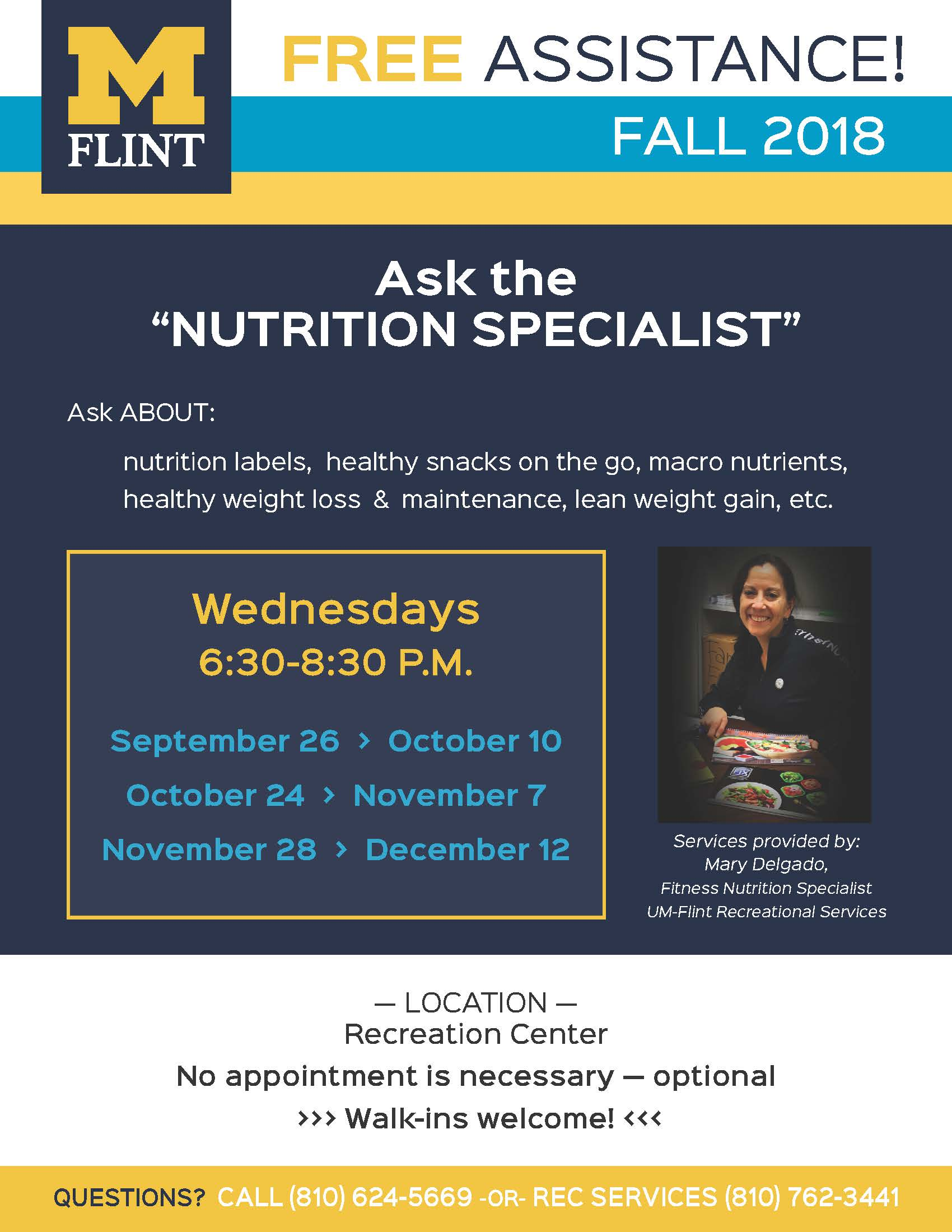 Ask a Nutrition Specialist