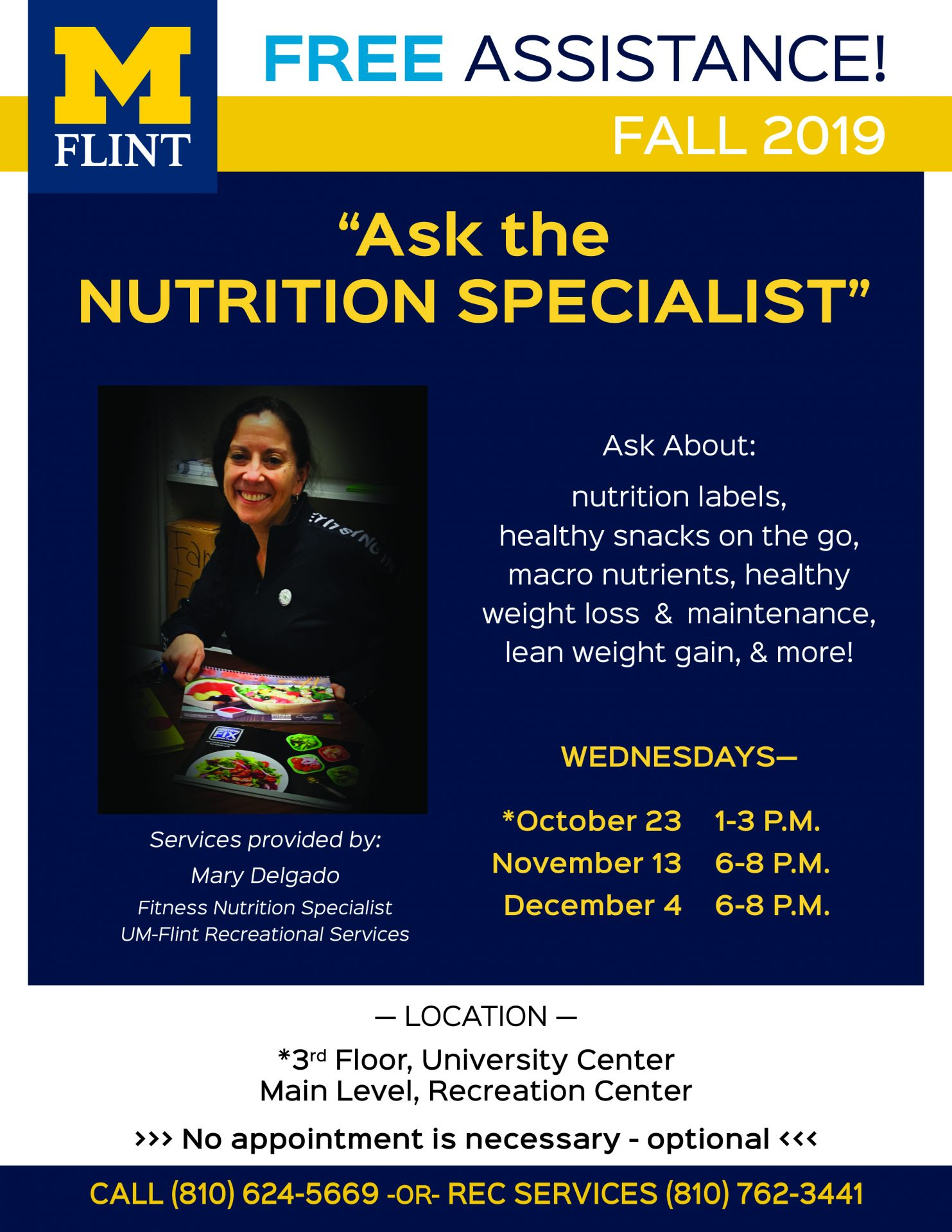 Ask Nutrition Specialist