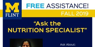 Ask the Nutrition Specialist