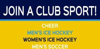 Join A Club Sport!