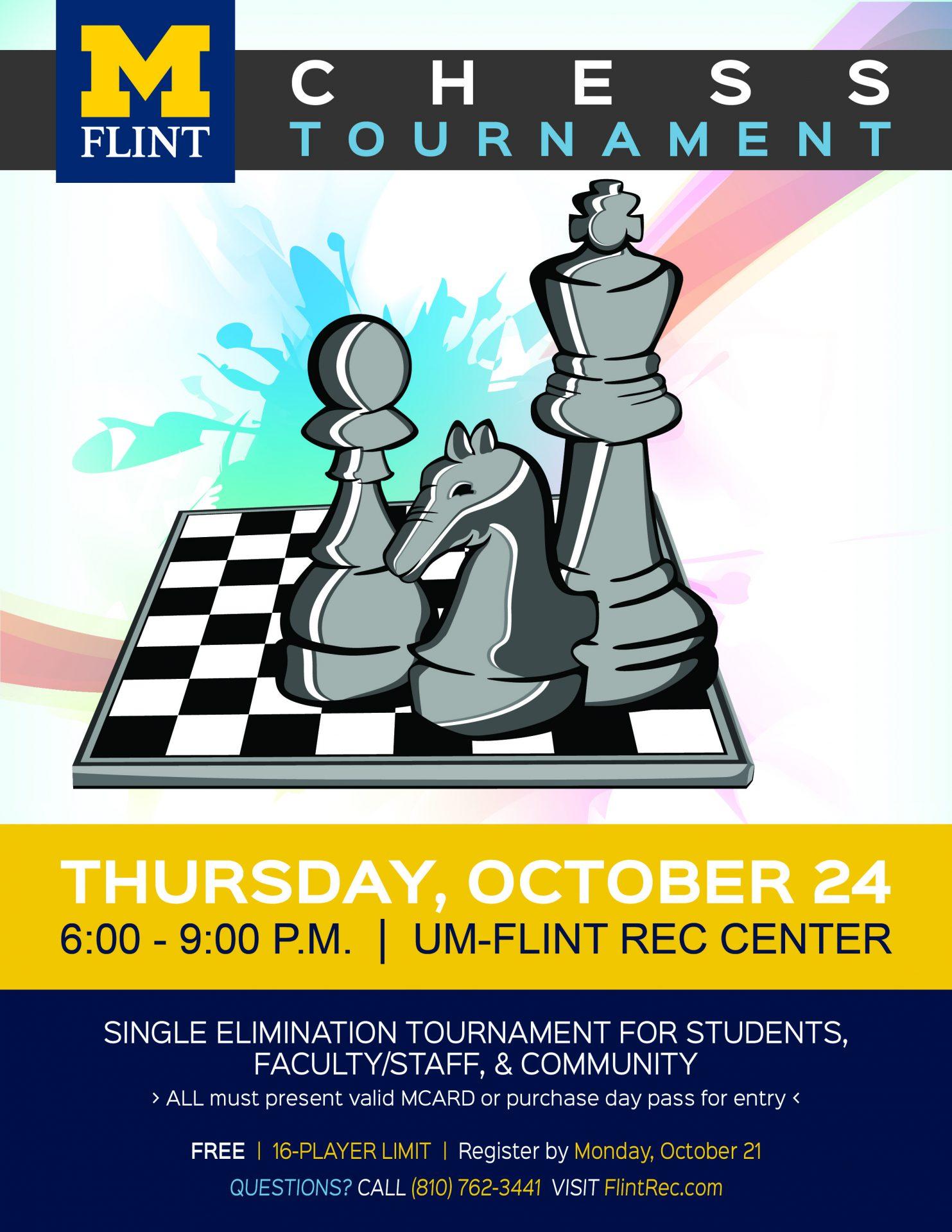 Co-ed Chess Tournament