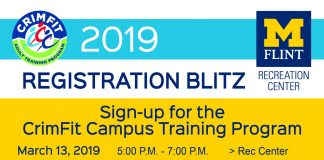 Early registration/discount for the CrimFit Adult Training Program 2019