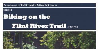 HCR 113Biking on the Flint River Trail CRN 17706