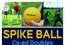 Spike Ball Tournament