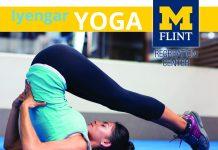 Iyengar Yoga specialty fitness class