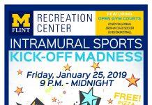 Intramural Sports Kick-off