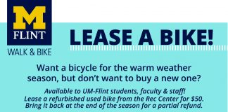 Lease a bike at the Rec