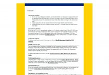 Dean of Students - health care resources - page 2