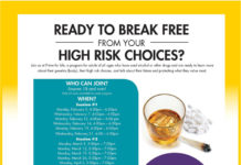 Ready to break free from your high risk choices?