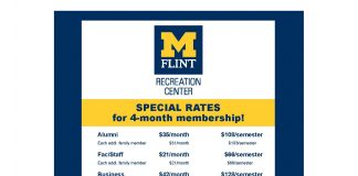 Special rates for students taking spring/summer semester off