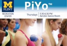 PiYo™ Thursdays 5:30-6:30 PM