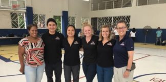 Beyond Pacific – Physical Therapy Students Travel to the Dominican Republic