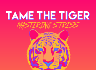 Tame the Tiger – Save the Date