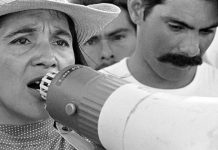 Dolores Huerta Cesar Chavez Day of Service