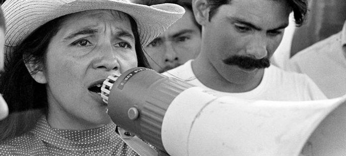 Dolores Huerta Cesar Chavez Day of Service