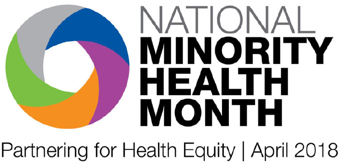 National-Minority-Health-Month