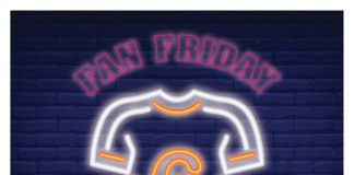 Fan Friday at the Fitness Center
