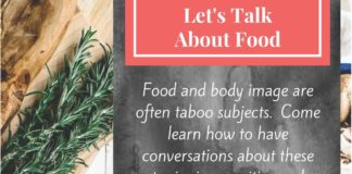 Lets's Talk About Food