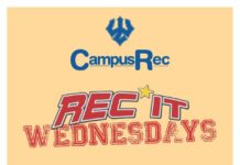 Rec It Wednesdays