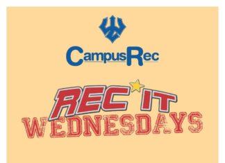 Rec It Wednesdays