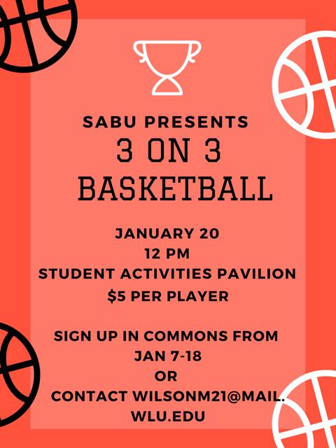 SABU Basketball Tournament
