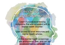 Check Up on Your Mental Health