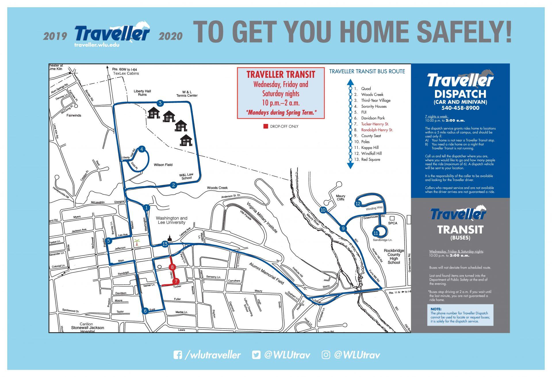 Traveller Map 2019