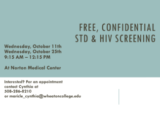 Free, Confidential HIV