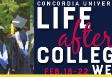 Life After College Week - February 18-22, 2019