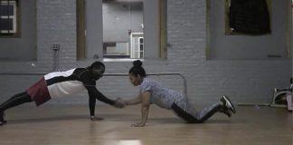 Pair workout routine
