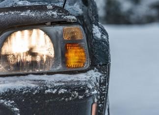 car headlight