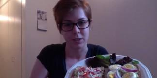 UCookbook: Gourmet chickpea sandwich