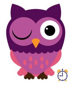 distressed night owl