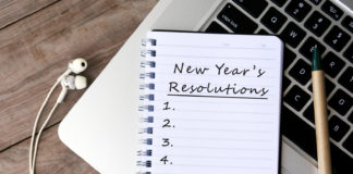 Five Tips to Help You Stick to Your New Year's Resolutions