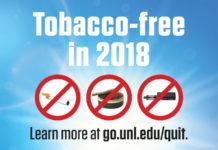 Nebraska – Tobacco Free 2018
