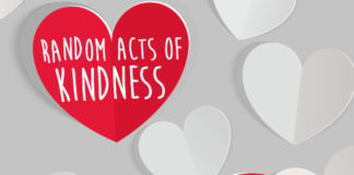 Spread the Love Through Random Acts of Kindness